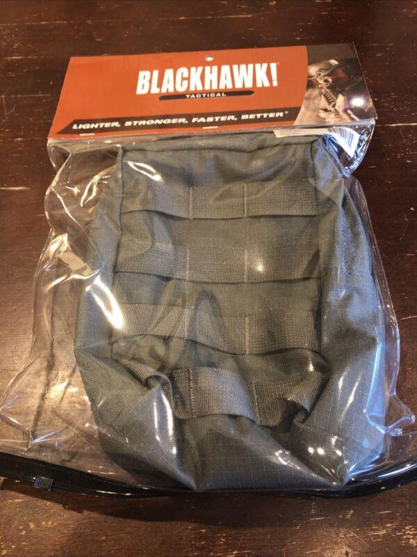 Blackhawk! PALS MOLLE Upright GP Pouch Urban Grey 37CL52UG Tactical S.T.R.I.K.E.