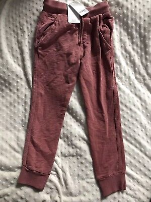Girls Tracksuit Bottoms, Age 7, Next, BNWT