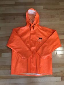 Helly Hanson Flame Retardant Jacket and Pants