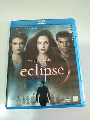 Usado, La Saga Crepusculo Eclipse - Blu-Ray Español Ingles - 3T comprar usado  Enviando para Brazil