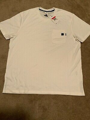 c1a4320c Nike Court RF Roger Federer Men's Pocket Tennis T-Shirt AH6764-100 Sz L  MSRP $60