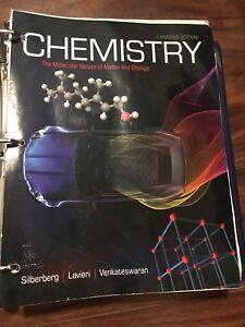 Chemistry Textbook: Canadian Edition