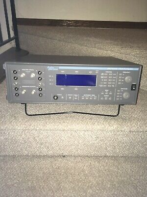 Audio Precision Ats-1 Audio Test System Audio Analyzer