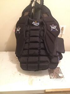 Brian's men's small chest protector