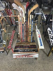 Hockey Stick Muskoka Chairs