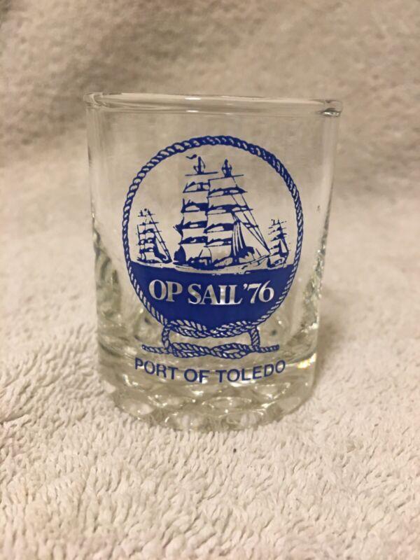 OP Sail 1976 Port Of Toledo Ohio Bicentennial Tall Ships J