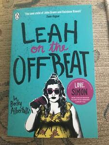 Leah on the Offbeat Paperback Novel by Becky Albertalli Marayong Blacktown Area Preview