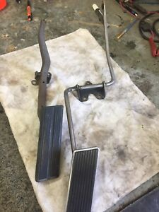 Gas pedals