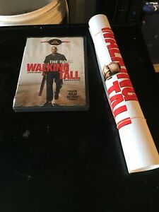 DVD with Movie Poster