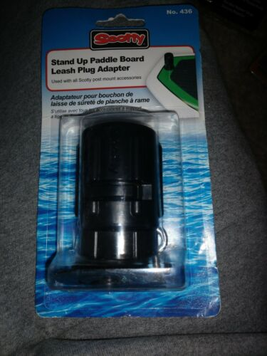 Scotty Stand Up Paddle Board Leash Plug Adapter 436