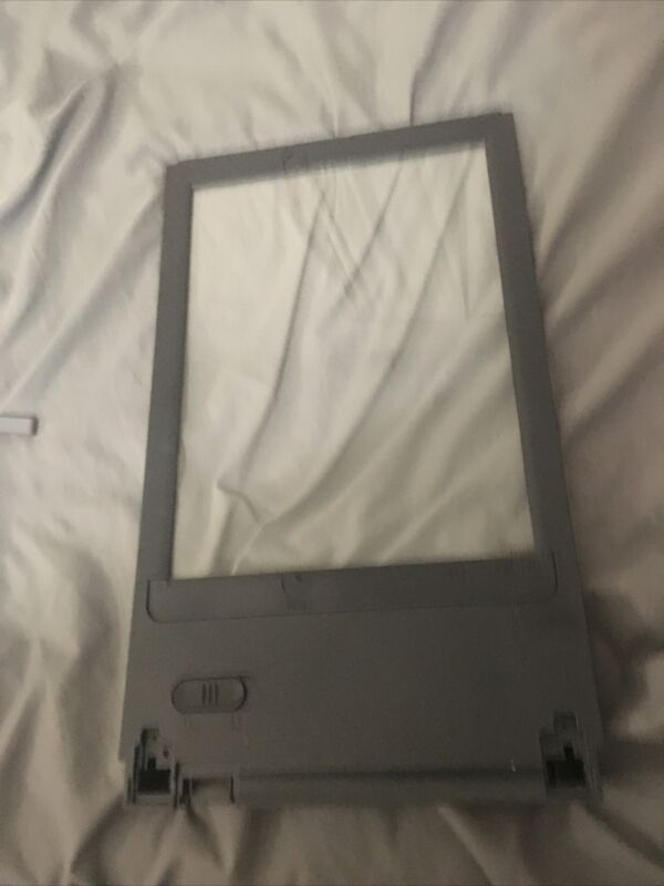 Canon Canoscan 9000f Mark II Scanner Glass With Frame No Scratches