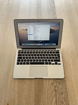 "Apple MacBook Air 11"" 2015 2.2ghz i7 8gb ram 512gb SSD (1891)"