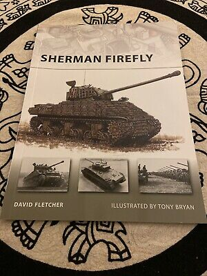 New Vanguard 141: Sherman Firefly (New Vanguard), David Fletcher, Good Condition