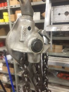 1 Ton Chance  Chain Hoist