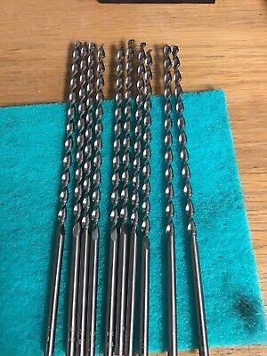 Guhring Hss-10 Piece - .50 Xlong Drills