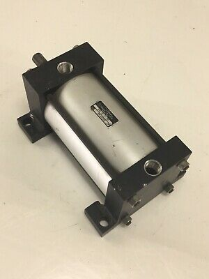 Milwaukee Hydraulic Cylinder, # 6140-42-21-7X5, Used, WARRANTY
