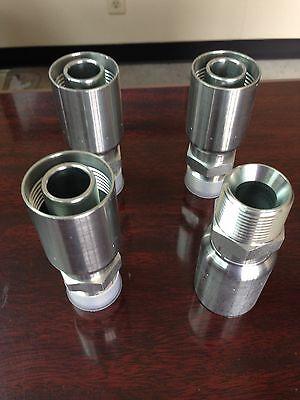 16u-116 Weatherheadstyle Hydraulic Hose Crimp Fittings Interchangemp-16-16