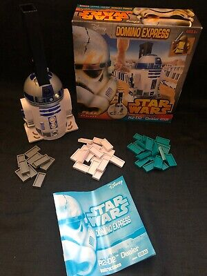 Disney Star Wars Domino Express R2-D2 Dealer for sale  Shipping to Ireland
