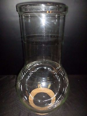 Unbranded 20l Round Bottom Rotary Evaporator Flask Ground 230mm Buchi Flange