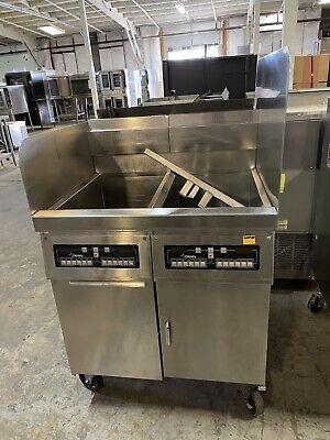 Dean Scfd250gn Deep Fryer W Filtration