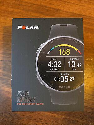 Reloj GPS Polar VANTAGE V Nuevo - Negro