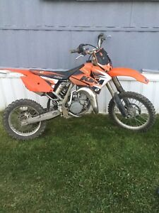 ktm 85 | buy or sell used or new motocross or dirt bike in alberta