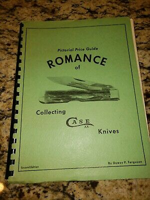 ROMANCE OF COLLECTING CASE KNIVES FERGUSON