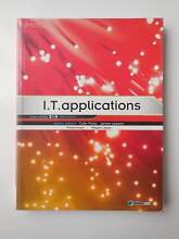 Nelson IT Applications VCE Units 3 & 4 Third edition Cranbourne East Casey Area Preview