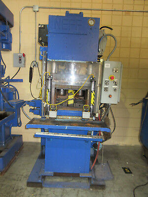 Neff 50 Ton Four Post Hydraulic Press