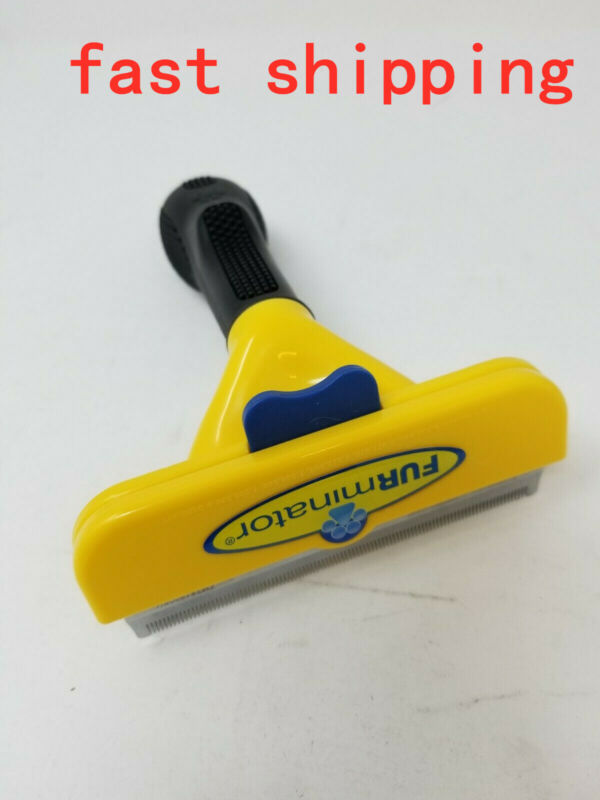 FURminator deShedding tool for large (51-90 lbs) dogs with short hair ,new