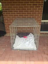 Large Dog Crate Wattle Grove Kalamunda Area Preview