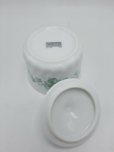 Corning Corelle Callaway 2 7/8 Inch Sugar Bowl And Lid - Porcelain  - $22.00