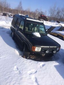 2000 landrover discovery 2