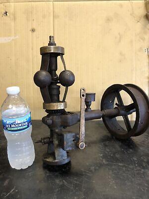 Antique Pickering Governor Steam Engine Hit Miss