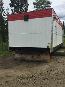 Atco trailer wash house