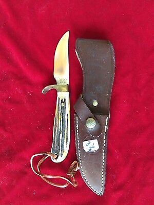 OLSEN STAG FIX BLADE KNIFE -KODIAC MODEL