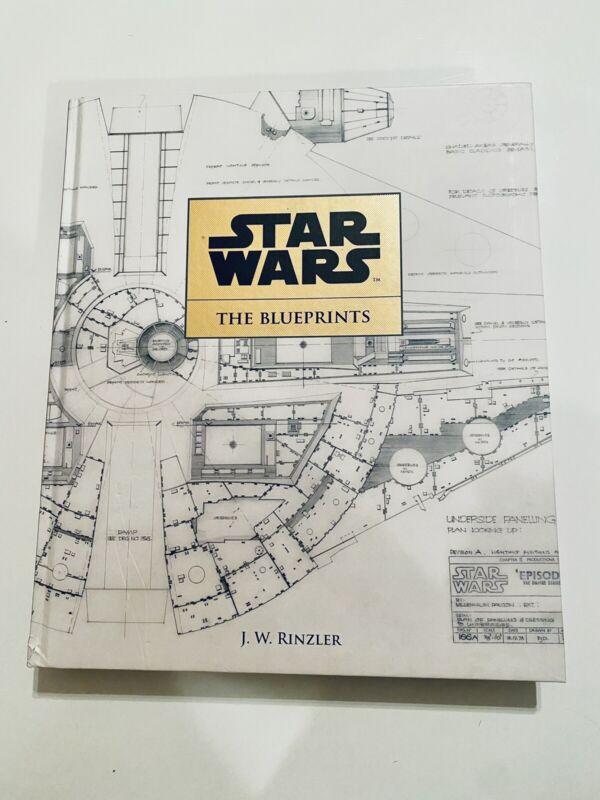 Star Wars The Blueprints Hardcover Book 2013 by J.W. Rinzler Huge