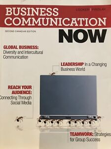 Business Communication Now - McGraw-Hill, Ryeson