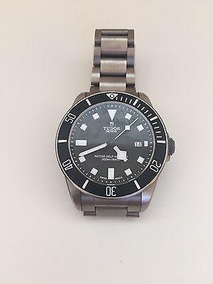 Tudor Pelagos Titanium Automatic 42mm Dive Watch 25500TN 25500 500M