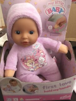 My Little Baby Born - First Love Doll