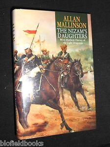 Allan-Mallinson-The-Nizams-Daughters-Matthew-Hervey-Light-Dragoons-2000-1st