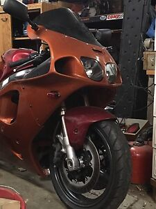 1999 zx7r bored to a 900