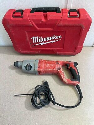 Milwaukee 5262-21 8 Amp Corded 1 In. Sds D-handle Rotary Hammer-coded