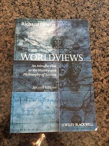 Worldviews by Richard DeWitt,  Second Edition