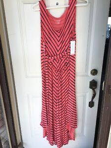 Maternity Summer Dress by Liz Lange Maternity Size Large NEW