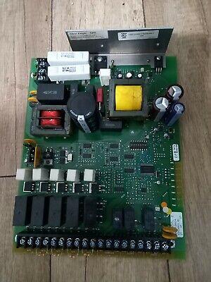 Fire Alarm Power Supply Silent Knightmodel Sk-5495.