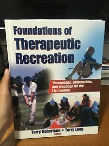 Foundations of therapeutic recreation textbook