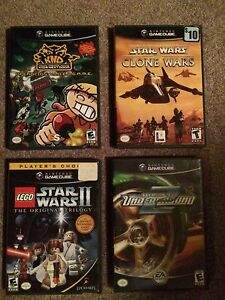 GameCube Game Bundle