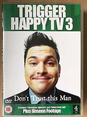 Trigger Happy TV Best of Season 3 DVD Dom Joly British Prank Comedy