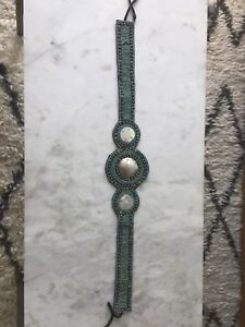Handmade beaded belt from Bali